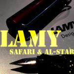 ドイツ製大人のモダンデザイン。オシャレな筆記用具はLAMYの万年筆がオススメ!