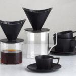 KINTO (キントー) のコーヒー器具をブラック一色で揃えたい。ドリッパー・スタンド・ケトル編